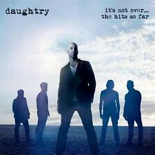 DAUGHTRY It's Not Over The Hits So Far Deluxe Edition 2CD BRAND NEW