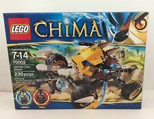 LEGO 70002 Legends of Chima LENNOX' LION ATTACK ~ NEW ~ FACTORY SEALED