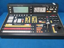 Ross Synergy 1 Digital Production Switcher Console w/ Squeeze & Tease 3D