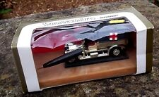 MATCHBOX MODELS OF YESTERDAY Y13 RAF TENDER with Rare black canopies GOLD CHROME