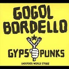Gogol Bordello Gypsy Punks Underdog World Strike vinyl LP NEW sealed
