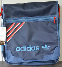 Adidas Originals FW Messenger Bag M30480 Navy/Red  Manbag  Reporter