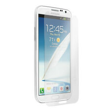 Screen Protector Scratch Resist Tempered Glass For Samsung Galaxy Note 2 US Ship