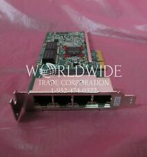 IBM FC# 5260 1GB 4-Port PCIe2 (x4) Ethernet-TX Adapter Card, Low Profile LP