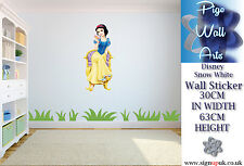 Disney Snow White Wall Sticker Children's bedroom Cartoon decal large.