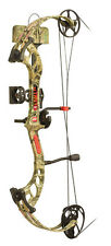 New PSE Fever One RTS Youth Compound Bow Package RH 60# Mossy Oak Infinity