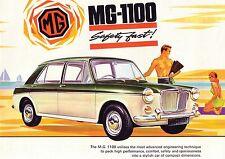 MG 1100 Classico pubblicità POSTER