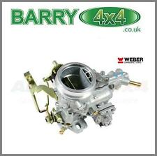 Volvo 2a 3 88 109 série 2.25 essence carb weber carburateur ERC2886 barry 4x4