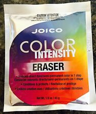 JOICO Color Intensity ERASER (Color Remover) 1.5oz.Packett