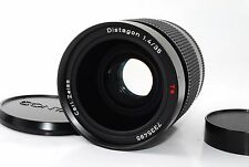 """CONTAX Carl Zeiss Distagon T* 35mm f1.4 MMJ """"Excellent"""" #0889"""