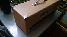 Carvin X100B 100W 2 Channel Guitar Amp Amplifier Head Excellent Condition Tweed!