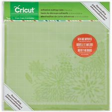 Cricut Cutting Mats 12 x 12 for Expression & E2 Pack of 2 Standard Grip