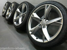 19 Zoll Winterräder original Audi A5 S5 8T A4 B8 8K Winterreifen Winterradsatz