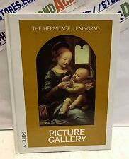 THE HERMITAGE, LENINGRAD. PICTURE GALLERY. A GUIDE. USED. RARE