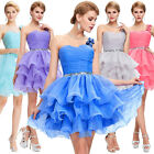 Short Mini Homecoming Dress Cocktail Ball Evening Party Dresses Formal Prom Gown