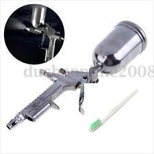 Pistolet à Air Peinture pour Gravité 0.5mm Ajutage 95-195cc Cup Spray Gun Kit