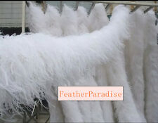 Snow White Ostrich Feather  Boa 6 plys 60g