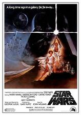 POSTER STAR WARS GUERRE STELLARI A NEW HOPE 2 3 4 5 32