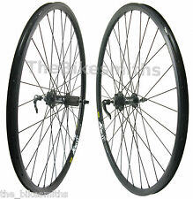 "Mavic XM119 Disc 29"" MTB Wheel Set Black 8-10 Speed SRAM 506 Hub DT Swiss Bike"