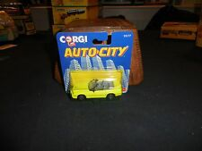 Corgi Auto-City Mercedes MOC 1993