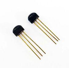 Glob Top 2N3906 National Semiconductor PNP Transistor  - Lot of 2