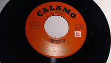 SOMEDAY / I WON'T GIVE HIM UP -DORA HALL  45 RPM -CALAMO RECORDS NM+ HA-W-PE-3