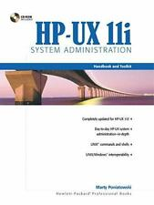 HP-UX 11i System Administration Handbook and Toolkit