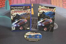 NEED FOR SPEED CARBONIO/ PAL ESP PLAYSTATION 2 PS2 INVIO 24/48H