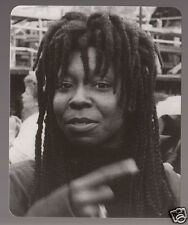 WHOOPI GOLDBERG Actress Comedian Movie & TV Star Photo MODERN TRADING CARD
