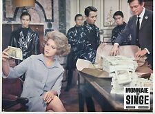 SYLVA KOSCINA MONNAIE DE SINGE 1966 PHOTO D'EXPLOITATION N°9 LOBBY CARD
