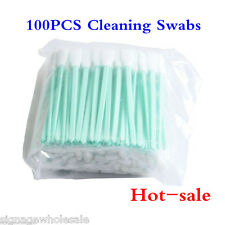 100 pcs Cleaning Swabs for Epson/Roland/Mimaki/Mutoh Inkjet Printers