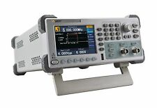 OWON AG1022 Waveform Function Generator 25Mhz 2chs sine square pulse ramp Arb US