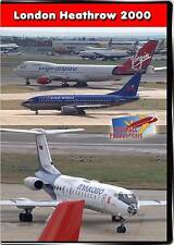 London Heathrow Airport 2000 DVD NEW Highball Aircraft from all over the world!