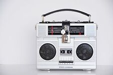 We're Obsessed Dolce & Gabbana Radio Bag It Even Plays Tunes NEW