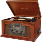 Crosley Lancaster - Paprika CR42C-PA Turntable NEW