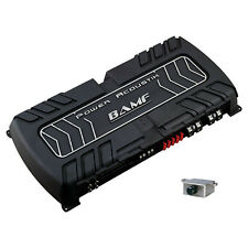 Power Acoustik BAMF18000D Bamf Series 1 Channel D Class 8000 Watts