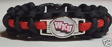Western Kentucky University; Hilltoppers Paracord Bracelet, Lanyard or key chain