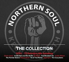 NORTHERN SOUL: THE COLLECTION 3CD SET (2013)