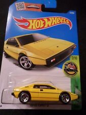 HW HOT WHEELS 2016 HW EXOTICS #2/10 LOTUS ESPIRIT S1 HOTWHEELS YELLOW  VHTF