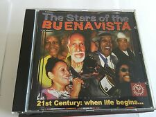 Stars of the Buena Vista 21st Century When Life Begins CD Album