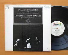 William Steinberg Command Performances Volume 2 PYE Stereo CC 11029 SD NM/VG