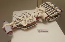 LEGO Star Wars Tantive IV Ship ONLY / NO Minifigures Box Manual 10198 READ Descr