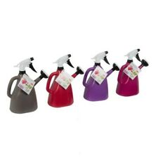 Watering Can and Hand Help Water Spray -  Plastic Watering Can -  Various Colour