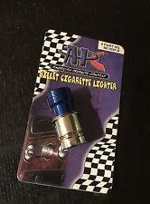 APC Blue Billet Cigarette Lighter Aluminum Universal Chevy Ford Dodge Car Truck