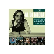 CD AL DI MEOLA ORIGINAL ALBUM CLASSICS-886977761829