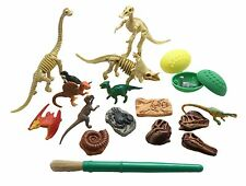 Dinosaur Dig Excavation Sensory Bin Toy - Dino skeleton, fossil Game