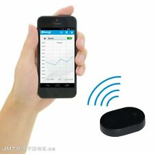 Funk Mini Bluetooth 4.0 Thermometer für iPhone iPad Android Temperatur messen