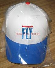 GOT7 GOT 7 FLY IN SEOUL FINAL CONCERT OFFICIAL GOODS BASEBALL CAP BLUE NEW