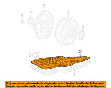 Ford OEM Automatic Transmission Pan Gasket Only F6DZ-7A191-B Factory 1996-2007
