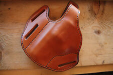 NWT GOULD & GOODRICH 733-32LH THREE SLOT PANCAKE HOLSTER U.S. MADE MSRP $67.10